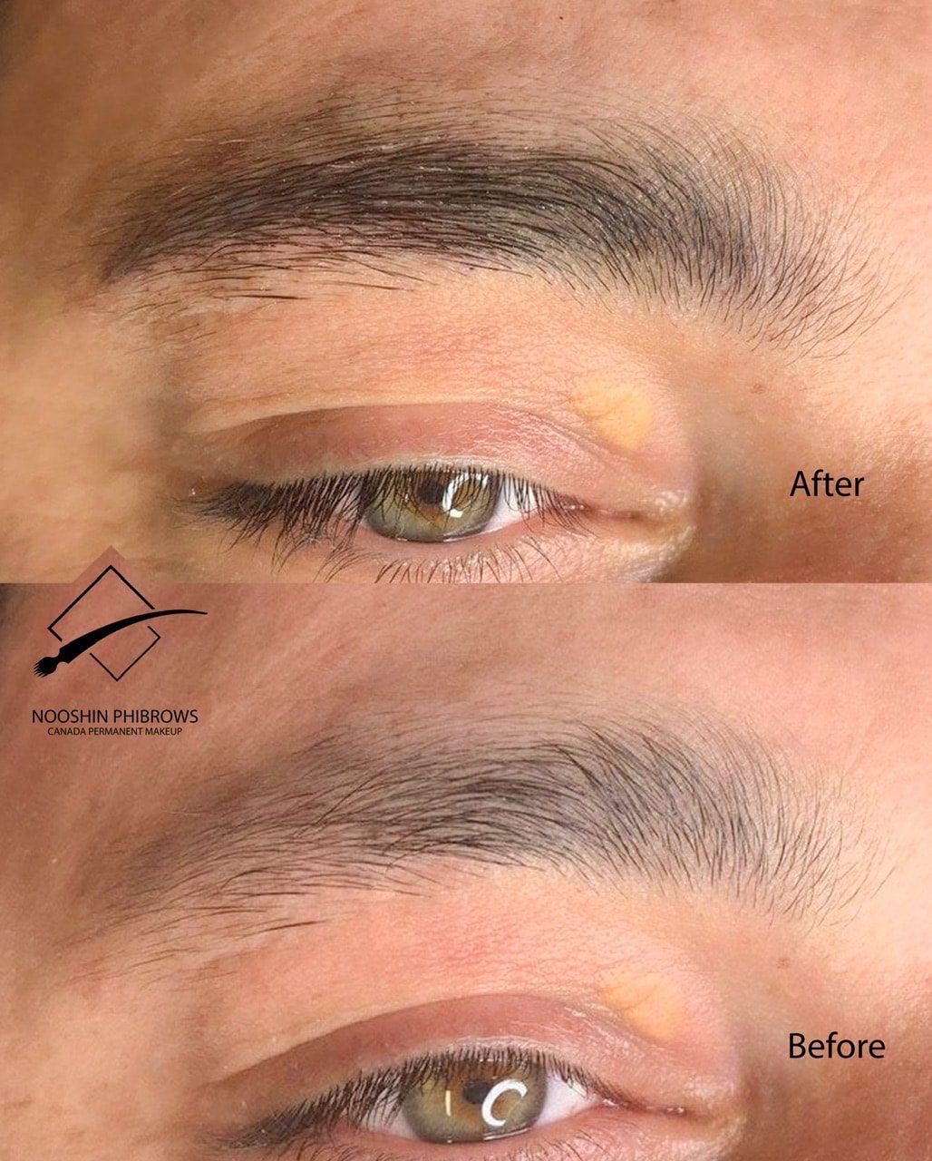 MEN'S MICROBLADING (CODE: MB1) – Canada Makeup – IMG 4555 min – Canada Makeup – NOOSHIN JAVAHERIAN