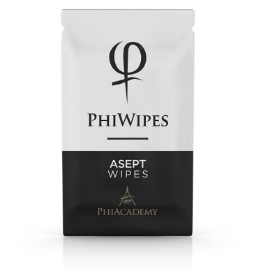 Phi Wipes Asept