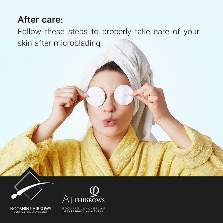 The Importance of Aftercare – Canada Makeup – after care 759x759 min – Canada Makeup – NOOSHIN JAVAHERIAN