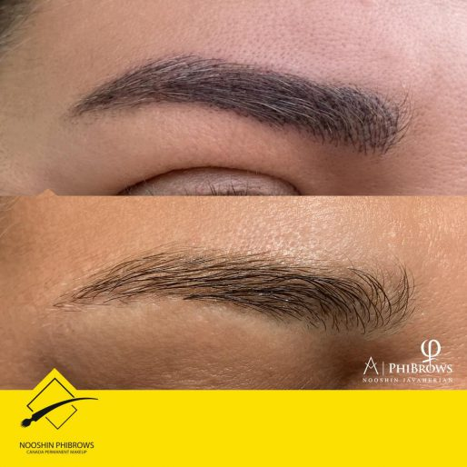 Phibrows Microblading pigment sup Browne 3+2