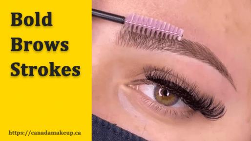 Videos – Canada Makeup – Bold brows strokes cover min – Canada Makeup – NOOSHIN JAVAHERIAN