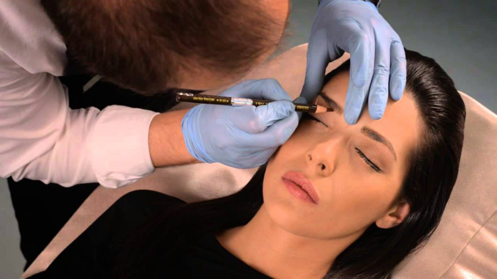 How painful is Microblading eyebrows?