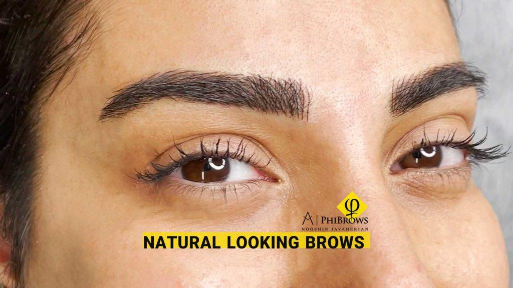 microblading eye brows
