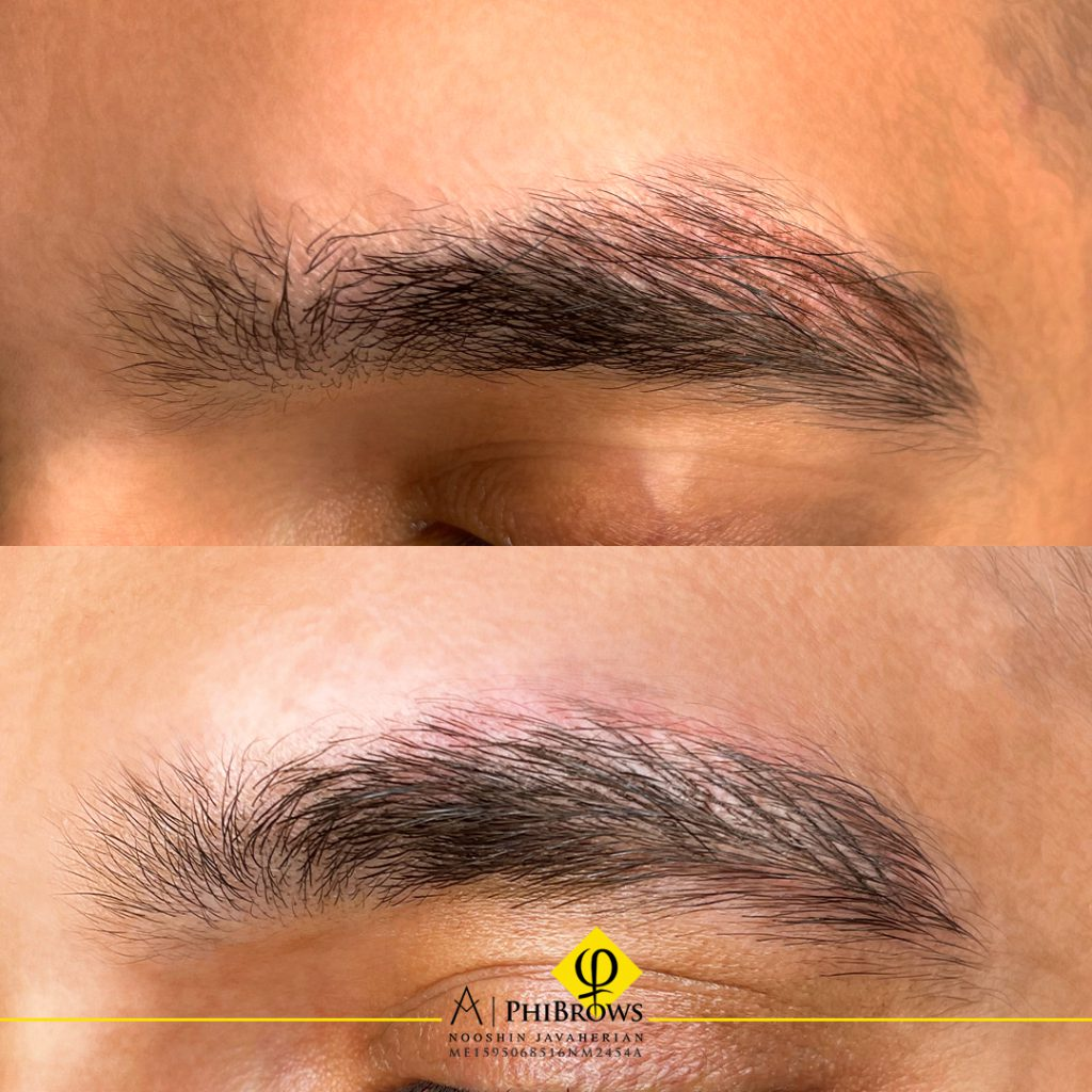 Microblading before/after – Canada Makeup – microblading before/after – چپ 1 – Canada Makeup – NOOSHIN JAVAHERIAN