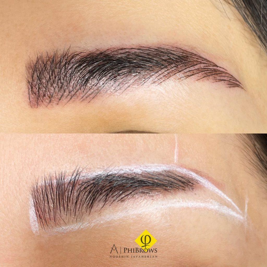 Natural looking eyebrows – Canada Makeup – eyebrows – 240454309 3006683306283279 1220943903755998363 n – Canada Makeup – NOOSHIN JAVAHERIAN