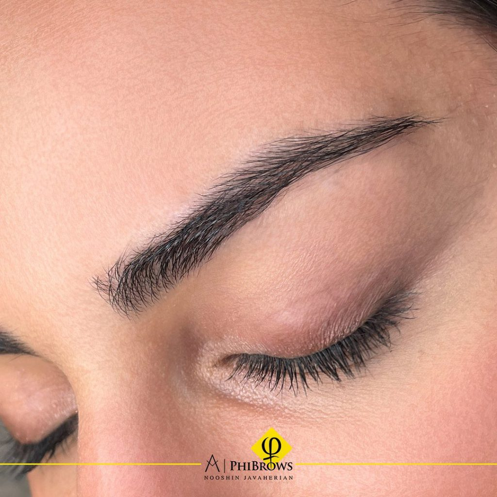 How is the shape of the eyebrow chosen? – Canada Makeup – microblading – 241330646 1028027087957990 5678508370877458385 n – Canada Makeup – NOOSHIN JAVAHERIAN