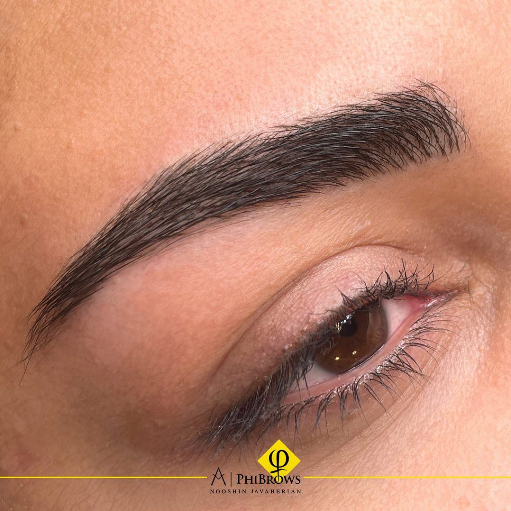 How is the shape of the eyebrow chosen? – Canada Makeup – microblading – 241372968 282842949950844 2387493931467924101 n – Canada Makeup – NOOSHIN JAVAHERIAN