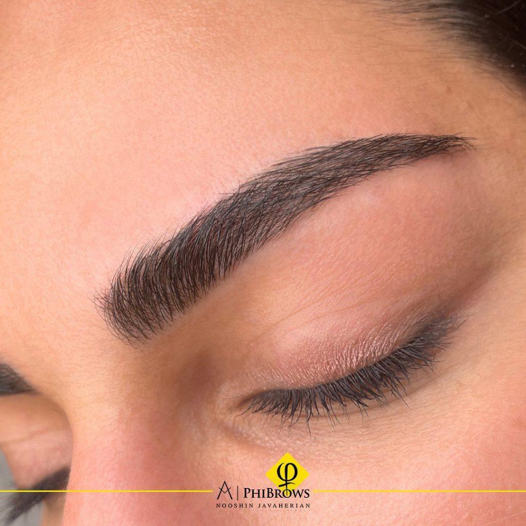 How is the shape of the eyebrow chosen? – Canada Makeup – microblading – 241667335 208752994572114 3584118337667905462 n – Canada Makeup – NOOSHIN JAVAHERIAN