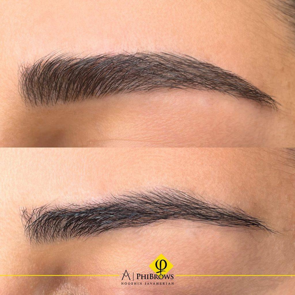 How is the shape of the eyebrow chosen? – Canada Makeup – microblading – 241675533 215300307239462 7898663892332707896 n – Canada Makeup – NOOSHIN JAVAHERIAN