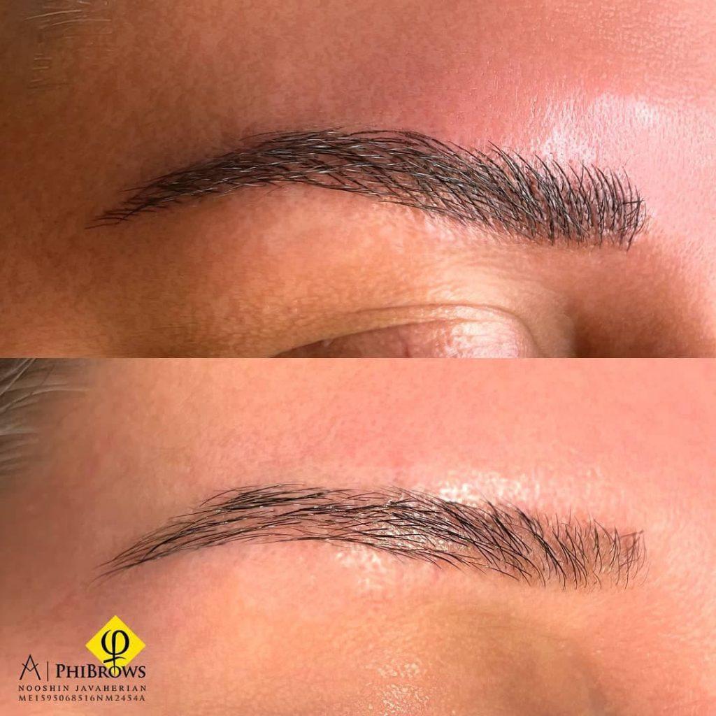 Microblading eyebrows – Canada Makeup – Microblading eyebrows – n1 – Canada Makeup – NOOSHIN JAVAHERIAN