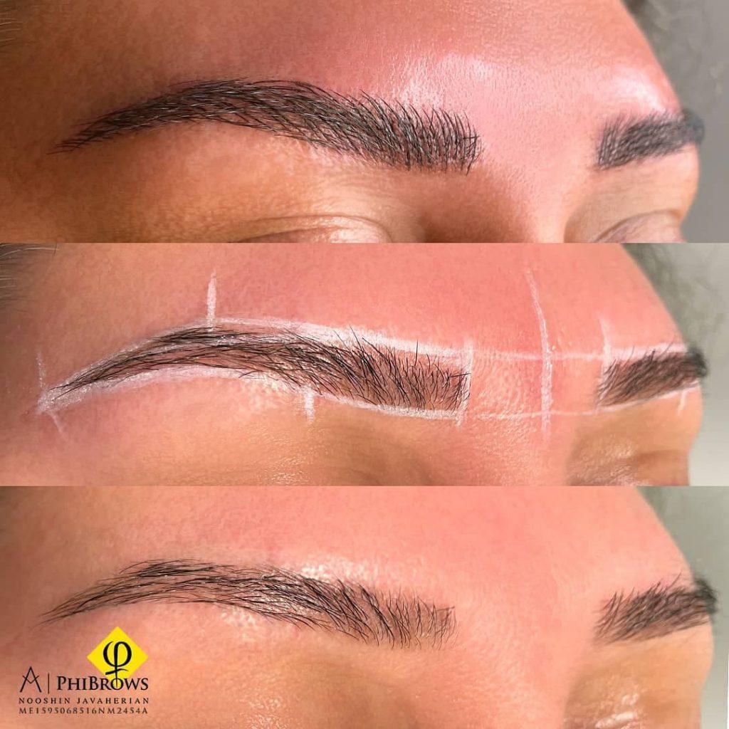 Microblading eyebrows – Canada Makeup – Microblading eyebrows – n2 – Canada Makeup – NOOSHIN JAVAHERIAN