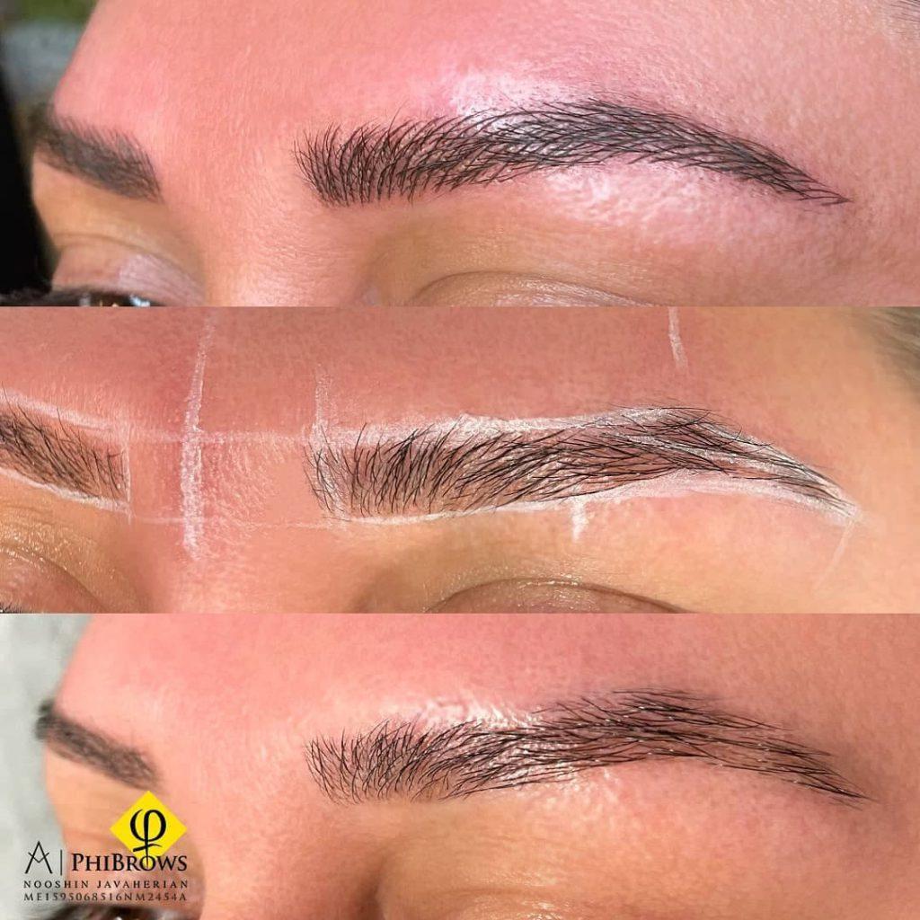 Microblading eyebrows – Canada Makeup – Microblading eyebrows – n3 – Canada Makeup – NOOSHIN JAVAHERIAN