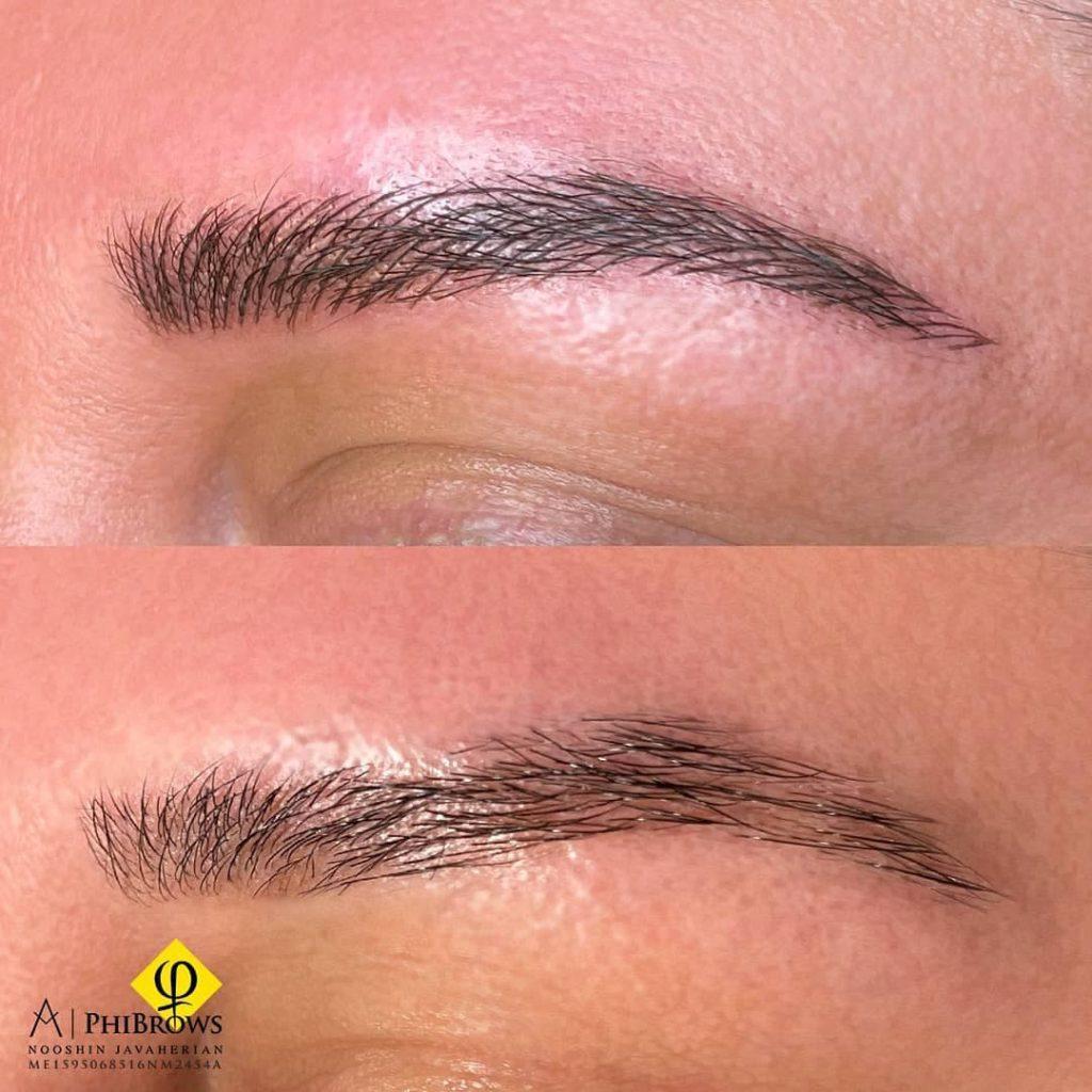 Microblading eyebrows – Canada Makeup – Microblading eyebrows – n4 – Canada Makeup – NOOSHIN JAVAHERIAN