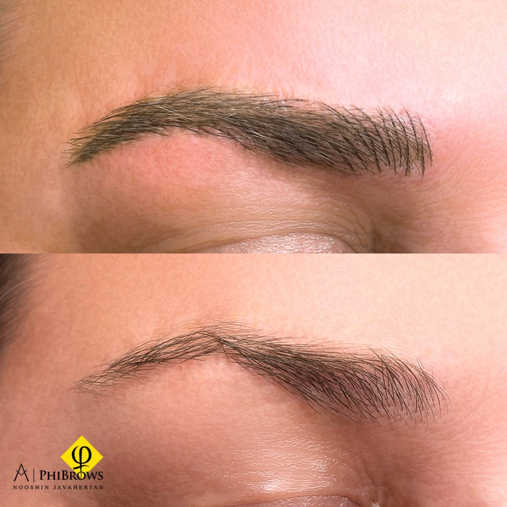 Eyebrow microblading – Canada Makeup – Eyebrow microblading – راست 2 – Canada Makeup – NOOSHIN JAVAHERIAN